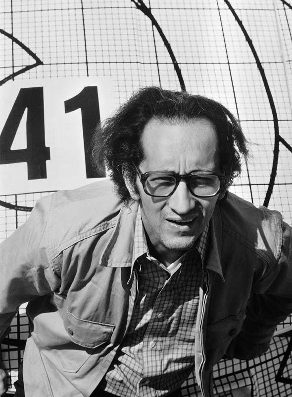 Frank Stella, 1976