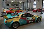 BMW M1 Art Car von Andy Warhol