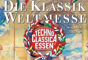 Logo Techno Classica 2014