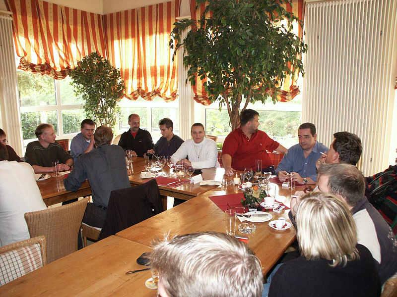 BMW 7er-Treffen im Golfclub Grevenmühle