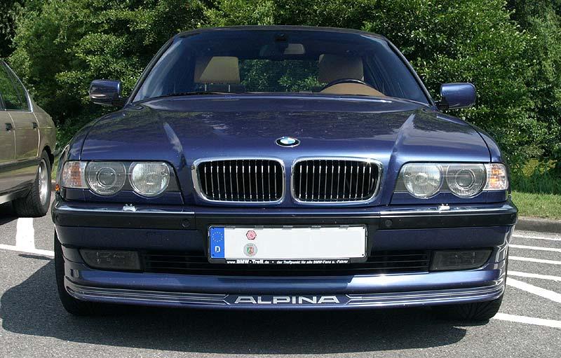 BMW Alpina B12 Frontansicht