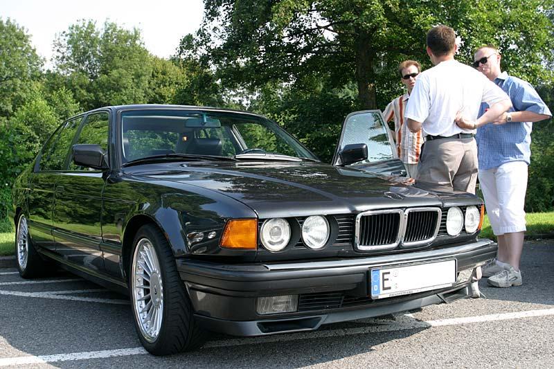 BMW Alpina B11 - eine Rarität auf dem 7er-Stammtisch in Moers