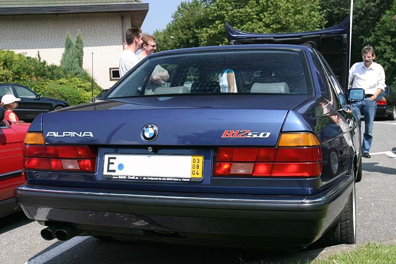 BMW Alpina B12 5.0 (Modell E32) von Rainer Witt