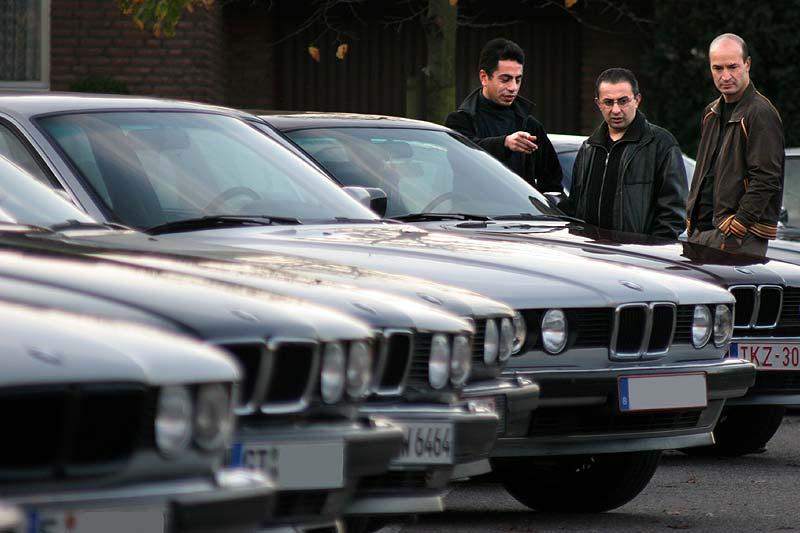"""50. BMW 7er-Stammtisch """"Rhein-Ruhr"""""""