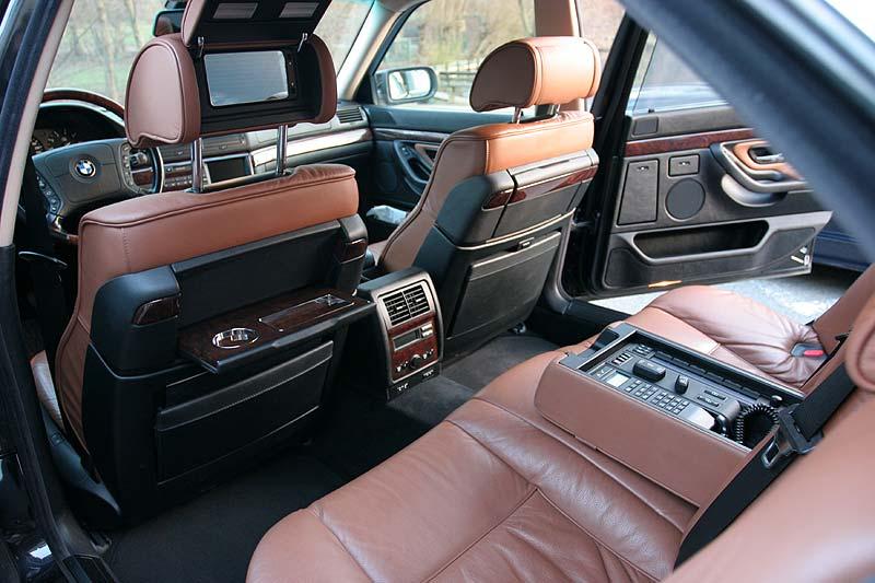 Foto: BMW 740i (E38) mit Highline-Ausstattung (vergrößert)