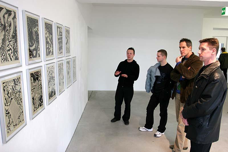 "Jeanette Schulz ""The State of the Art - Nr. 3"" aus dem Jahr 1994"