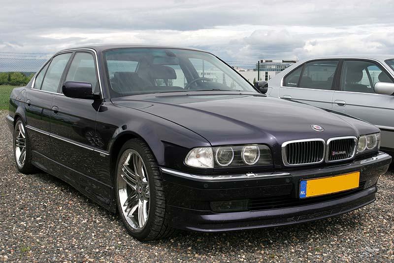 """BMW Alpina B12 5.7 von Frank (""""dreamwheels"""")"""