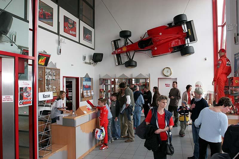Michael Schumacher Fanshop