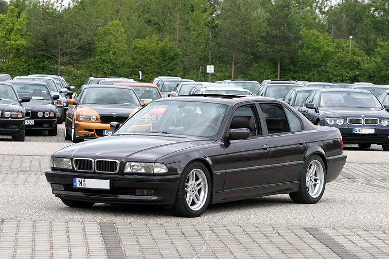 Michael Graetz BMW 735i