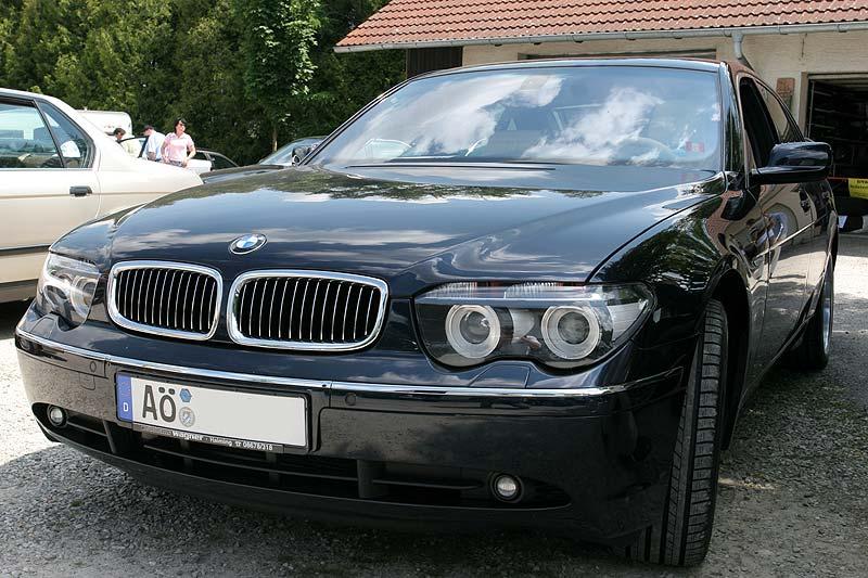 Foto BMW 745i E65 Von Klaus Rosener In Anzing Vergrossert