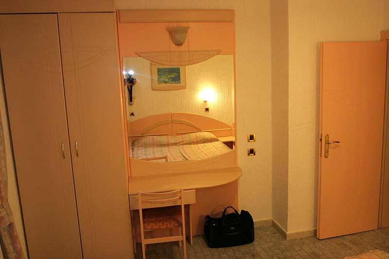 Appartement, Schlafzimmer