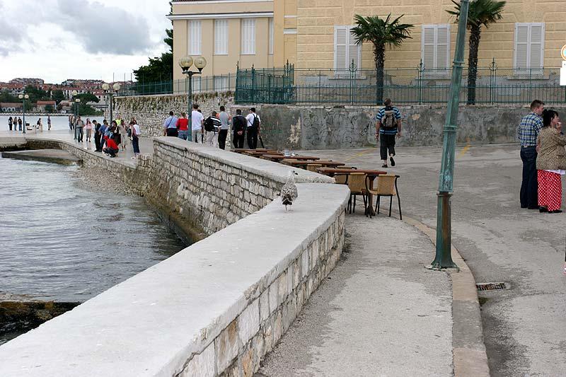 Uferpromenade von Porec