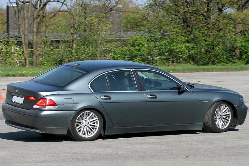 Peters BMW 745i (E65)