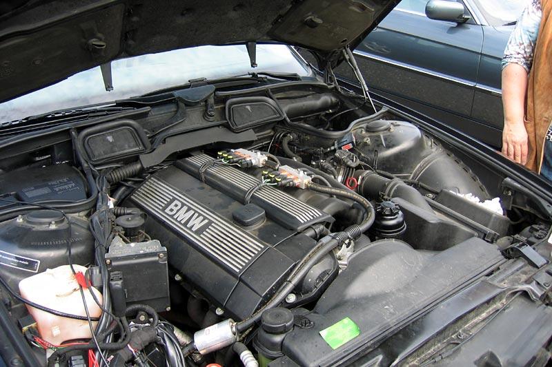 """Peters (""""peterpaul"""") 728iA/E38 mit BRC-Gasanlage eingebaut von Forumsmitglied Erich (""""Erich M."""")"""