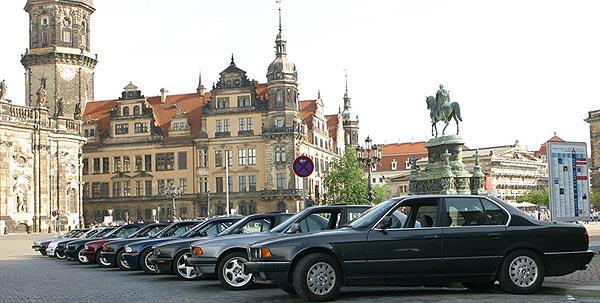 BMW 7er-Reihe in Dresden