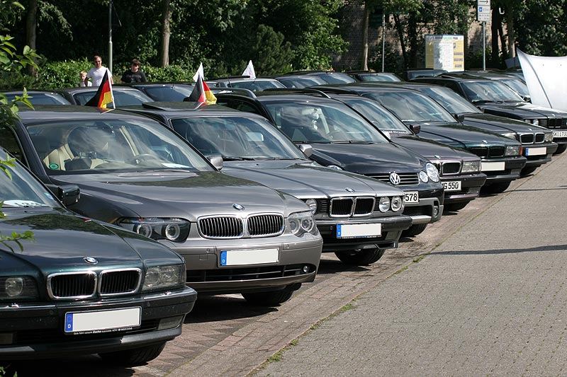 BMW 7er-Reihe in Wegberg