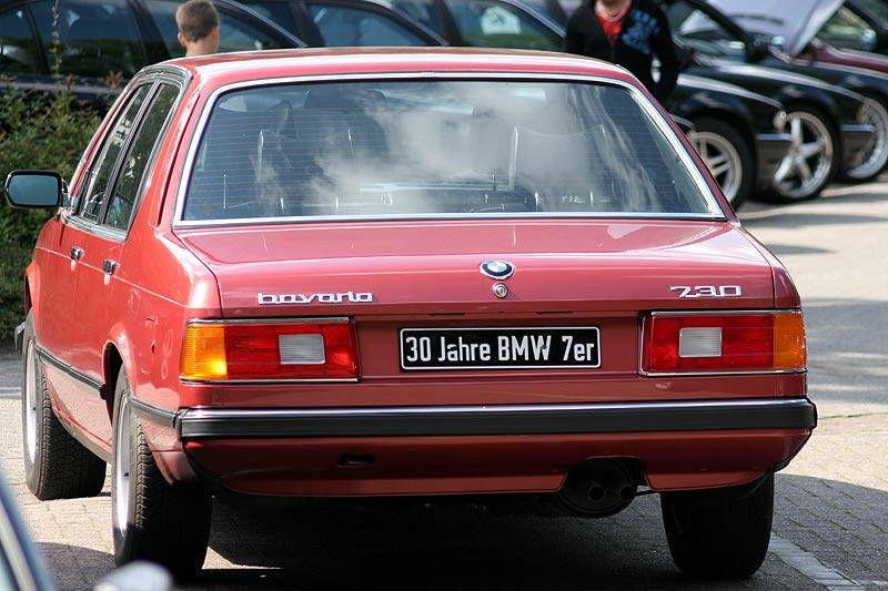 """30 Jahre BMW 7er: BMW 730 von Carlos (""""Turbofan"""")"""