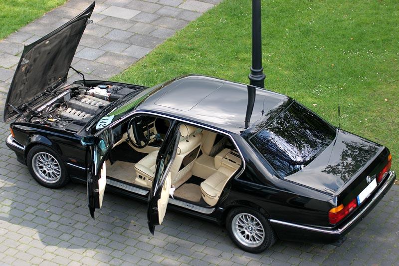 """BMW L7 (E32) mit Individual-Ausstattung von Lars (""""LK730"""")"""