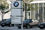 Werksbesichtigung bei BMW in Dingolfing vor der Abfahrt nach Kroatien
