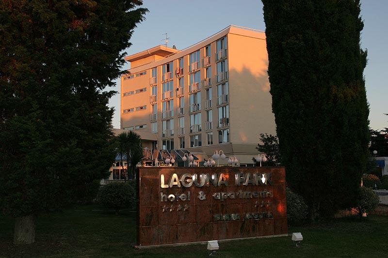 Hotelanlage Laguna Park in Porec