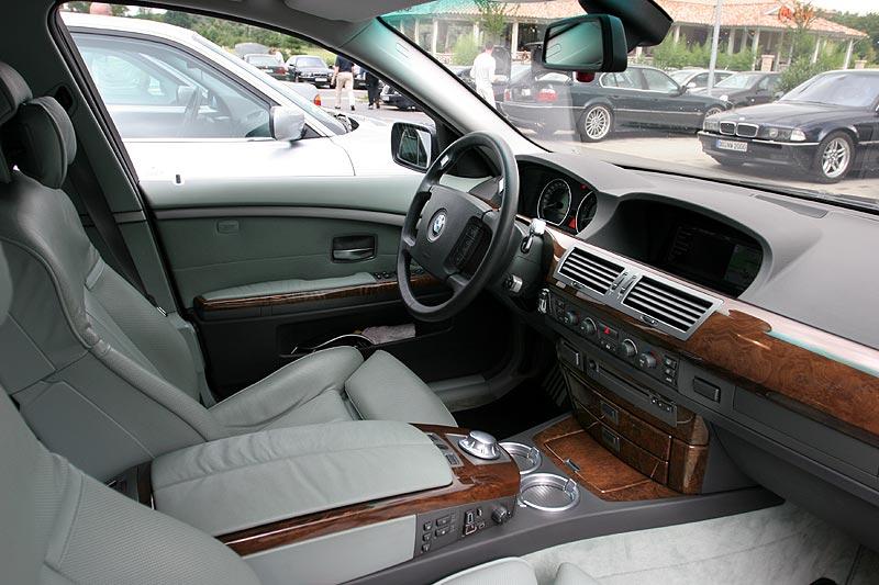 BMW 745i E65 Mit Sitzbeluftung Vorne