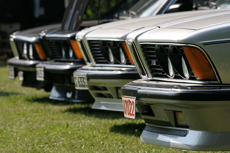 BMW 6er Reihe (E24) auf Pauls Bauernhof