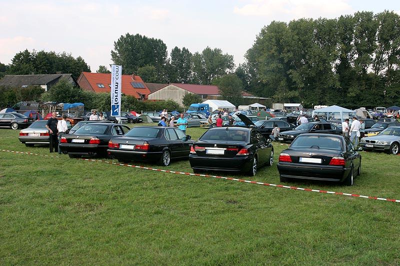 BMW Treffen auf Pauls Bauernhof in Nottuln (Münsterland)