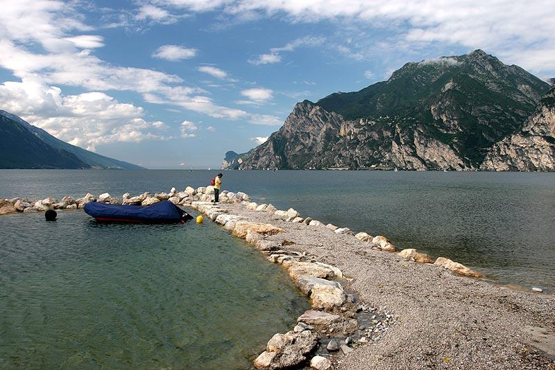Vom Gardasee aus startete die vierte 7-forum.com Sternfahrt gen Süden