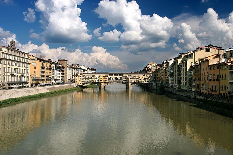 am vierten Tag stand die Kunststadt Florenz auf dem Programm der Sternfahrtler