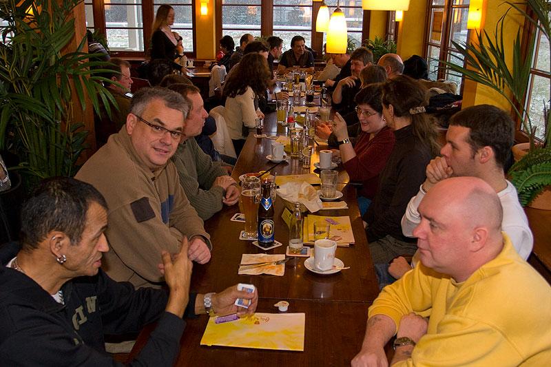 Stammtisch im Café del Sol in Castrop Rauxel