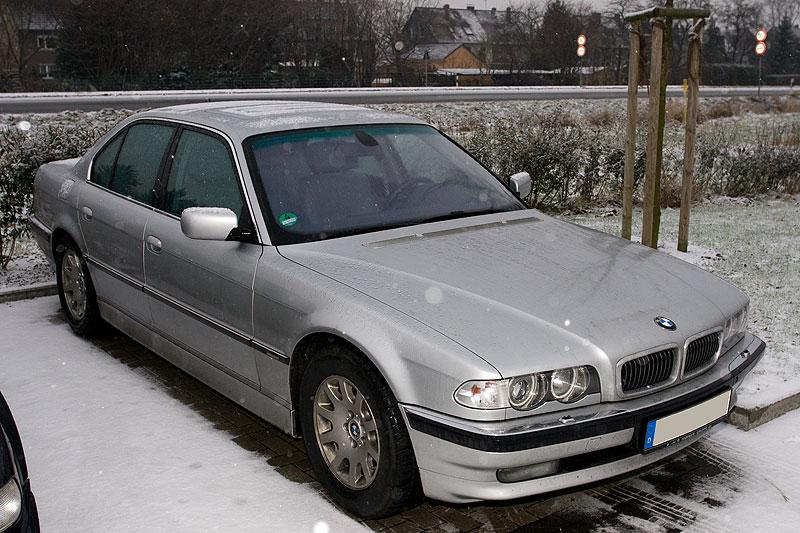 """BMW 735iA (E38) von Wolfgang (""""Wölfi"""")"""