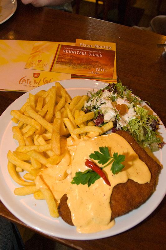 Sambalcreme Cafe Del Sol