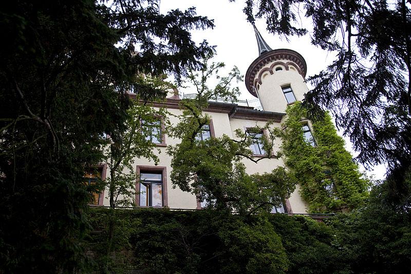 Schloß Gattersburg in Grimma