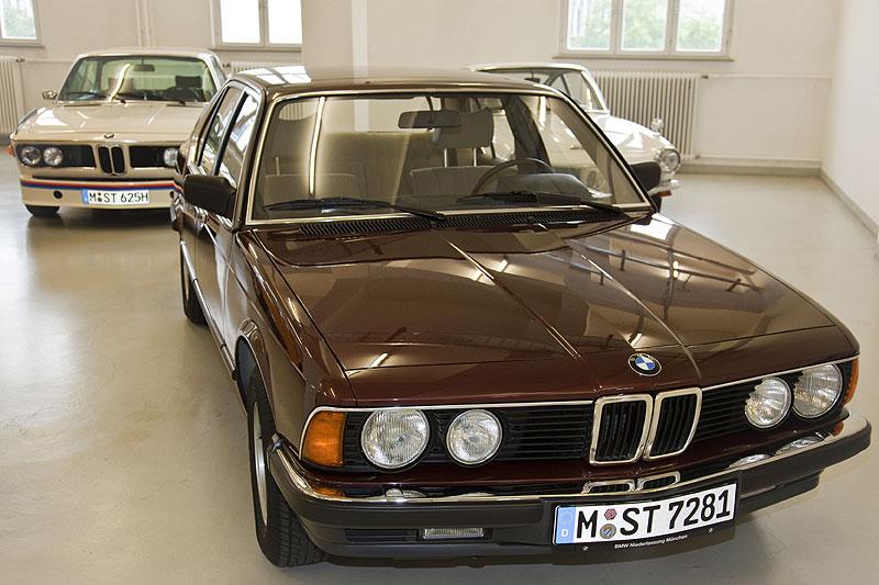 BMW 7er der Modellreihe E23
