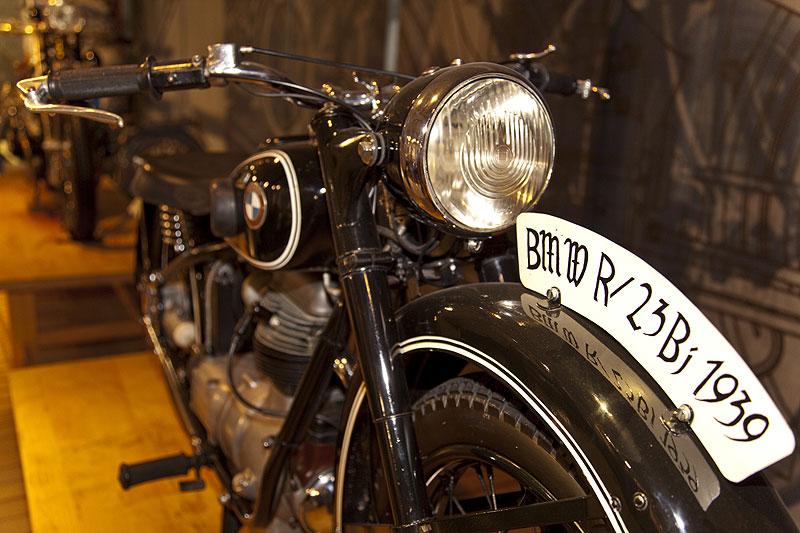 BMW R23 Motorrad aus dem Jahr 1939