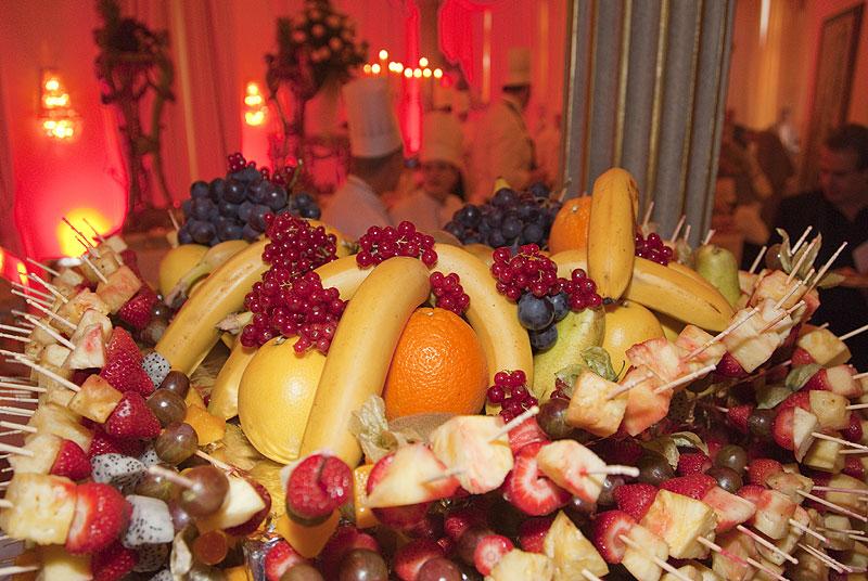 Ein wahres Paradies für alle, die Süßes mögen: der Raum Raum Medici