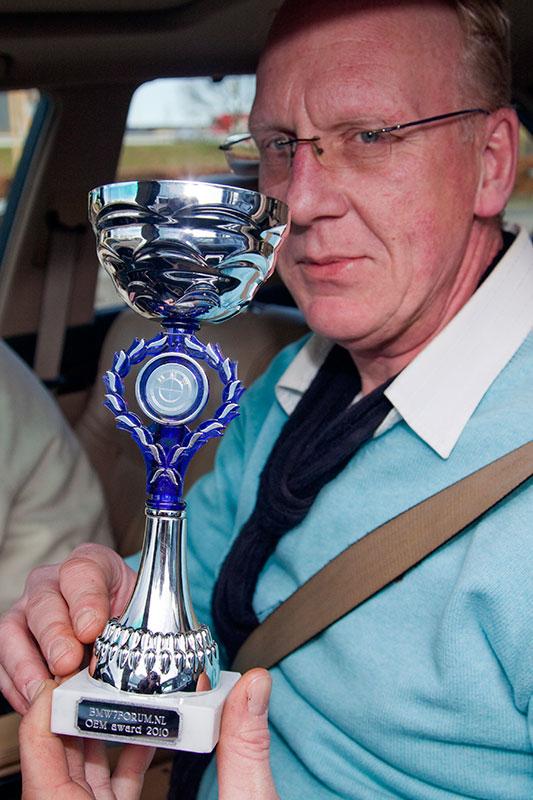 Gewinner des Pokals für den orig. erhaltensten 7er