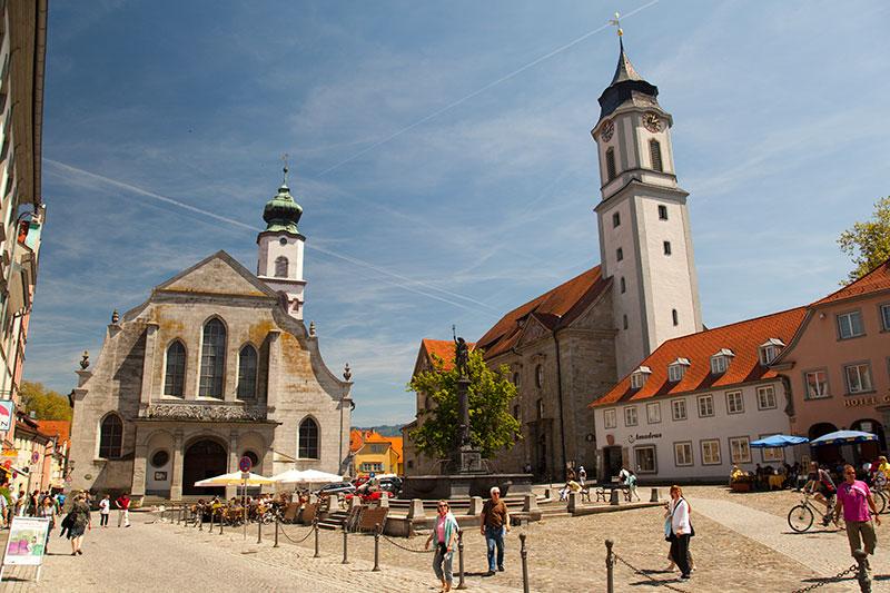 Foto Innenstadt Von Lindau Vergr 246 223 Ert