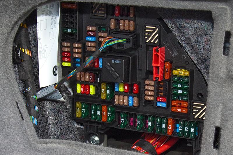 Foto Sicherungskaten Taste F 252 R Die Elektrisch