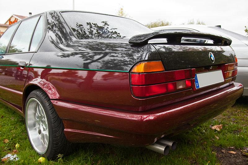 BMW 735i (E32) von Peter ('PD750il')