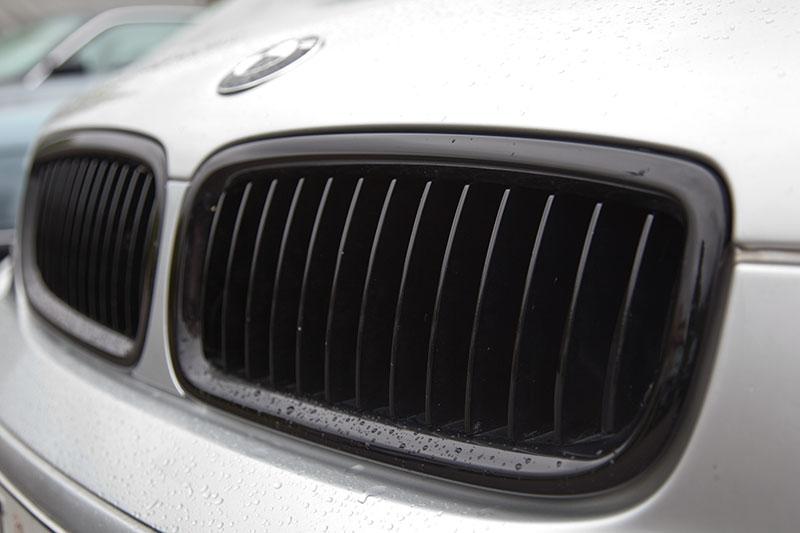 BMW 745i (E65) von Vitali ('askade') beim Stammtisch in Hildesheim