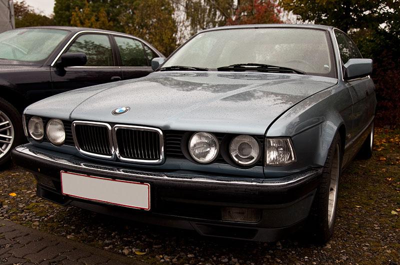 BMW 735i (E32) von Klaus ('dansker')