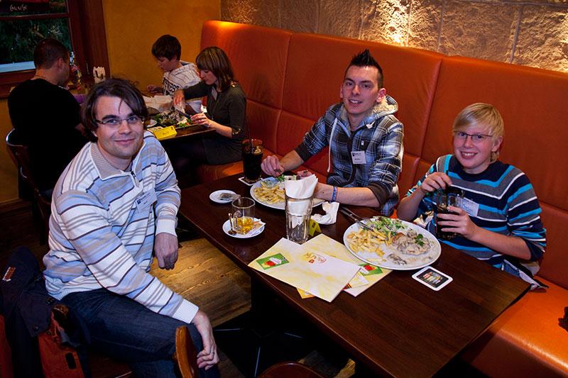 7er-Stammtisch in Hildesheim