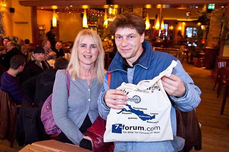 Aus Ingolstadt auf der Durchreise war das 7-forum.com Mitglied 'M3-Cabrio' und sagte Guten Tag.