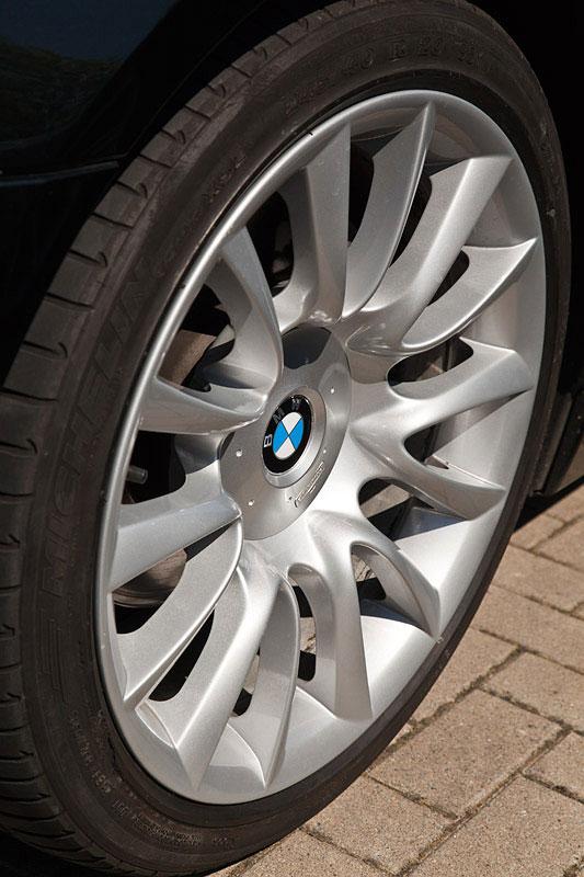 BMW Individual 20 Zoll Rad mit 245iger Bereifung
