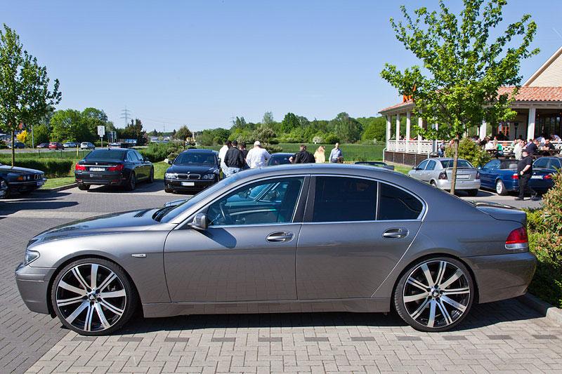 BMW 745i E65 Von Daniel Daywalker78 Auf Machtigen 22 Zoll