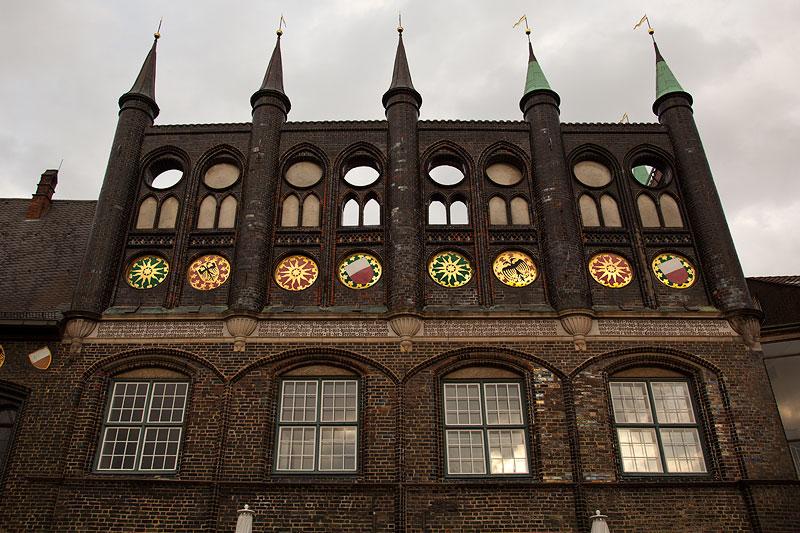 Rathaus in Lübeck