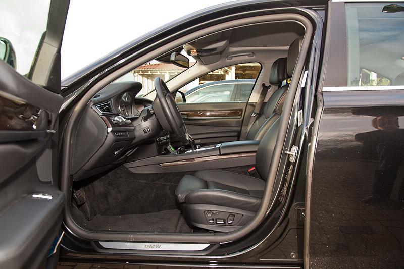 BMW 730d (F01) von Dirk ('Dixe'), Innenraum vorne