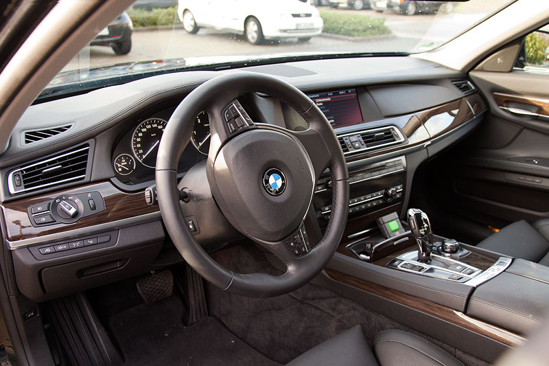 BMW 730d (F01) von Dirk ('Dixe'), Cockpit
