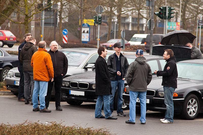 Rhein-Ruhr-Stammtisch im März 2012 in Castrop-Rauxel